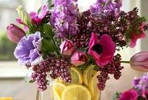 flower arrangements / by Tami Lynch
