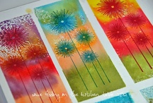cards and paper art / by Ellen-Mary Keough O'Brien