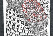 Zentangles / by Sally Harrold