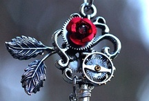 Jewelry: Making / Ways to make jewelry: Tips, tutorials, how-to's and more. / by Rain Myers