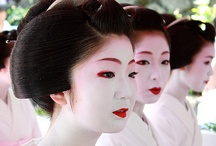 geisha/maiko / by Alyssa Landa