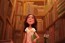 Movies, Books, Music / by Brigitte Besner