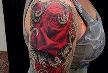 STYLING: tattoooooze / Ink I love / by Polstar Photography