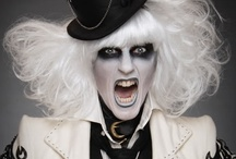 Style: Alice / Mad Hatter / Inspiration for an Alice & Mad Hatter themed party. / by Julia Guo