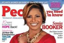 PYNTK Magazine / Magazine: People You Need to Know Magazine in Atlanta - Women Business Owners / by PYNTK Magazine