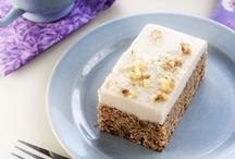 Decadent desserts - Paleo, Gluten-free, Dairy-free / Scrumdidliumptious mostly healthy, going paleo-ish, real food, whole food, gluten free, dairy free desserts / by Alisha White