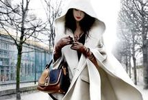 Style: Frozen Chic / How to dress for snow and ice without looking like Mrs Michelin Man. / by Julia Guo