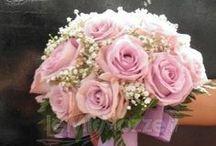 Idee per Matrimoni in Rosa / Alcune di noi ne sono ossessionate ...ma il rosa è così bello! Alcune idee per un #matrimonio dai toni pastello. / by LeMieNozze.it - Matrimonio