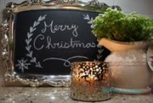 Christmas Decor & DIY / by Margaret {Moving Forward Redesign}