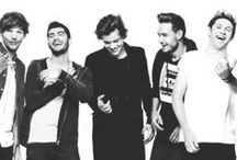 {one direction} / these five will be the death of me / by Erin Rebecca Davis