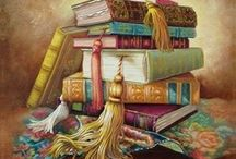 About books & book accessories  / Quotes, bookmarks and other book related things. For books check out my book boards. / by Jenny Persson