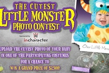 2012 Cutest Little Monster Photo Contest / Congratulations to all of our winners! The list of winners can be found here:  http://bit.ly/CutestMonsterWinners / by Spirit Halloween