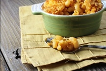 Recipes: Macaroni & Cheese / by Billie Hillier
