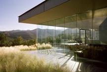 modern exteriors / by Regina Rollin Sonoma Landscape Design