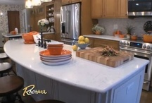 Rachael Ray Show: Kitchen & Living Room Makeovers / We partnered with the Rachael Ray Show and HGTV's Carter Oosterhouse to provide a very deserving family with their dream kitchen. Shop the look. / by hayneedle.com