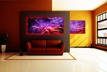 Abstract prints and Wall Designs / Giclée prints on aluminum. Minimalism, impressions, abstract photograhy / by Alexei Rebrov