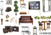 The Great Gatsby Collection / Fashionable finds inspired by the glamorous 1920s. / by hayneedle.com