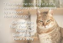 Cat and Dog Resources / Have a dog or cat question? We might have the answer. / by Dogster & Catster