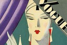 Art Deco Aqua / by Dianne Morstad