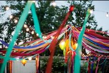 Summer Solstice Carnival Party / by Courtney Burrum