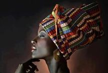 African Inspired / by Dianne Morstad