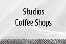 Studios and Coffee Shops / by Alyssa Greve