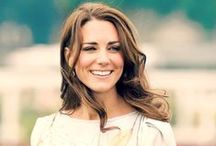Kate and The Royals / Let's face it . . . all of us are fascinated with the Royal Family. Especially since Kate officially became part of it in April of 2011.  Her style is timeless and her beauty stunning. This is just a collection of favorite pictures and outfits.  / by Suzanne M