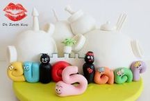 stunning cakes / Cake / by Juul , paint, stitch, cut, nail & bake