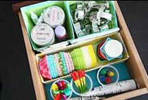 Organization / by Stephanie Dow
