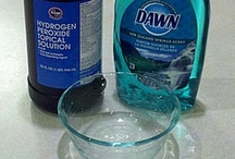 Cleaning / by Stephanie Dow