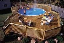 Outdoor Spaces for Our Home / by Stephanie Dow