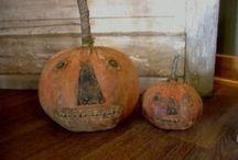 Primitive Halloween  / by Romayne Allen