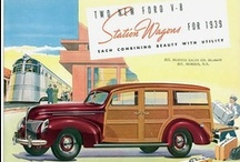 Classic Car Ads / by Timothy Pasio