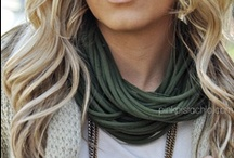DIY Clothing & Accessories / by Stephanie Dow