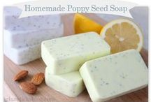 Homemade Soaps, Scrubs & Things / by Stephanie Dow
