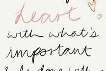 Better Said... / Virtues...good life ways...words to live by.. / by Staci Shook