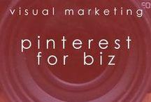 pinterest for biz / by Karen Gunton