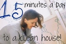 Cleaning Tips / by Holly Vadney Smith
