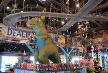 Dinoland USA / A detailed overview of Dinoland USA, including hidden details, trivia and backstory . / by Rob Yeo