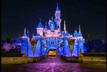 Disneyland / Beautiful views and hidden details from the original Disney park, Disneyland. / by Rob Yeo