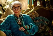 Iris....my style icon. / by Andi Todd