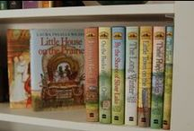 Authors: Laura Ingalls Wilder / My favorite childhood author! I read all the Little House on the Prairie books. I was a huge fan of the TV series Little House on the Prairie. I have also read biographies and other writings by and about Laura Ingalls Wilder and her daughter Rose Wilder Lane. / by Lisa Keith