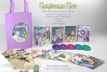 DVDs and Blu-rays / Check out the latest deals on Blu-rays and DVDs from FUNimation. / by FUNimation
