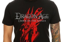 Dragon Age: Dawn of the Seeker / In a land where battles are fought with swords and magic, a young heroine rises to glory as Templars, mages, and dragons clash. Cassandra, a brash and beautiful warrior, must stop a conspiracy that threatens the realm's most powerful religious order. Accused of treasonous crimes and hunted by friend and foe, Cassandra must clear her name and overcome her rage in order to save the day and take her place in legend. / by FUNimation