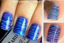 nails, hair, beauty / by Crystal Polachuk