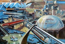 (culture) retro futurism / by Adaptable Futures