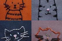 embroidery / by Lynn Adesko