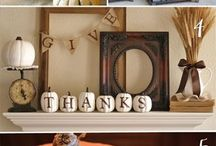 Thanksgiving  / by Mrs. Champagne