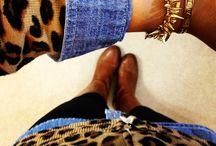 Fall fashion ☔ / by Mrs. Champagne