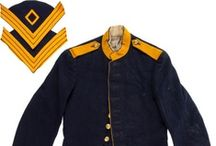 Uniform of the Day  / Military uniforms have gone through many changes from the first to the current war being waged today.  Some uniforms were more for show and others were more practical. Most of these are uniforms from the last 5 or 6 centuries. Naval uniforms are on another board. / by Barbara Taylor